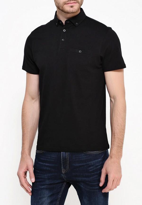 Мужские поло Burton Menswear London 45J06HBLK: изображение 3