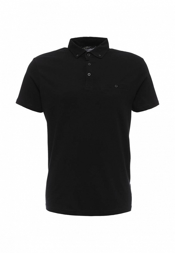 Мужские поло Burton Menswear London 45K11GBLK: изображение 2