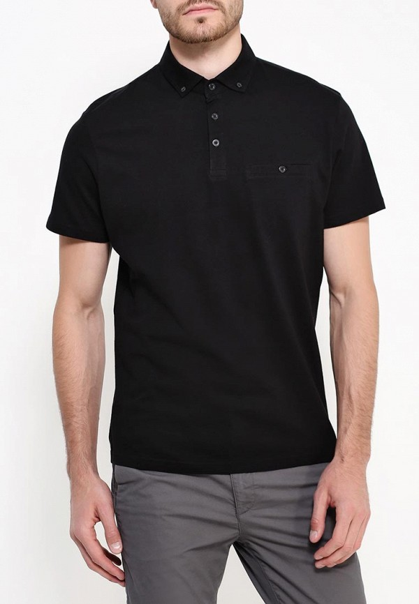 Мужские поло Burton Menswear London 45K11GBLK: изображение 4