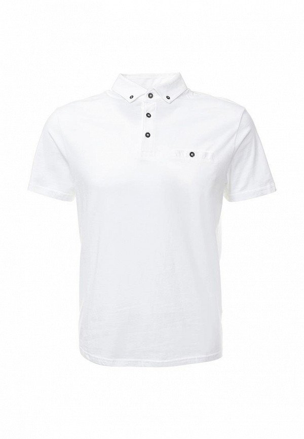 Мужские поло Burton Menswear London 45K11GWHT: изображение 1