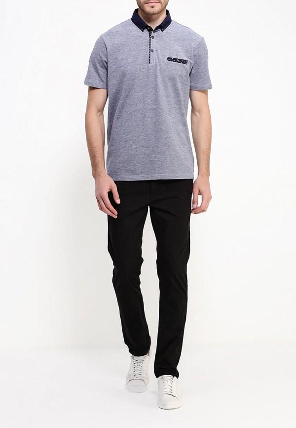 Мужские повседневные брюки Burton Menswear London 23C06JBLK: изображение 2