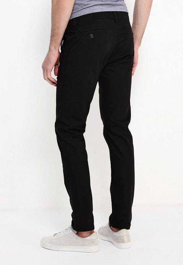 Мужские повседневные брюки Burton Menswear London 23C06JBLK: изображение 4
