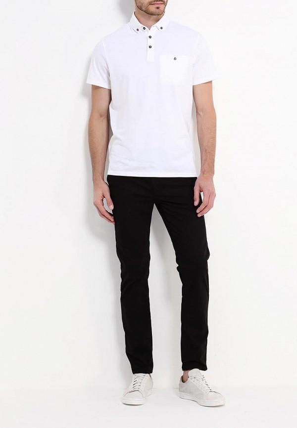 Мужские повседневные брюки Burton Menswear London 23C10JBLK: изображение 2