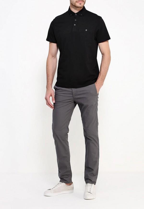 Мужские повседневные брюки Burton Menswear London 23C10JGRY: изображение 2