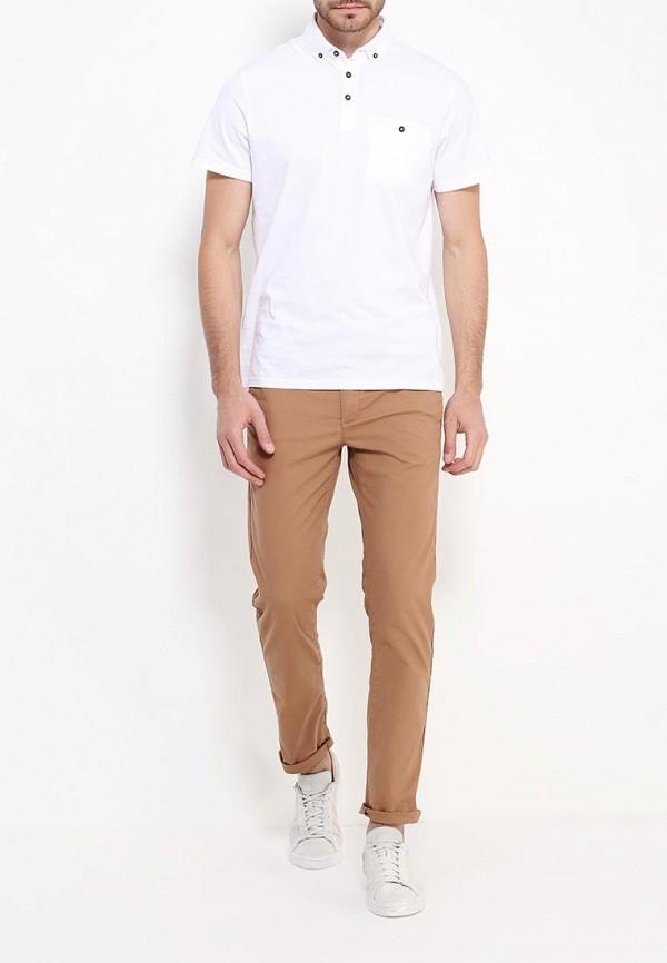 Мужские повседневные брюки Burton Menswear London 23C10JNAT: изображение 2