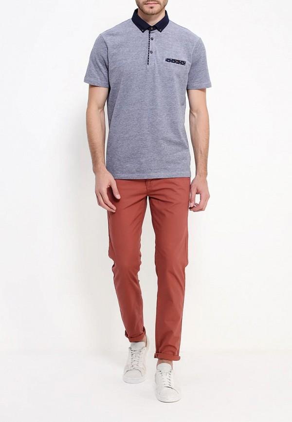 Мужские повседневные брюки Burton Menswear London 23C10JORG: изображение 2