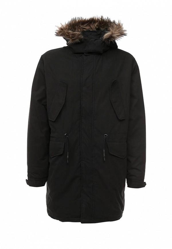 Утепленная куртка Topman (Топмэн) 64I09LBLK