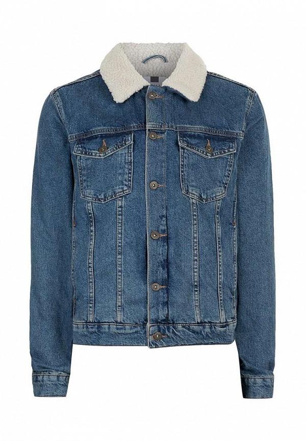 Джинсовая куртка Topman 64P44LBLE