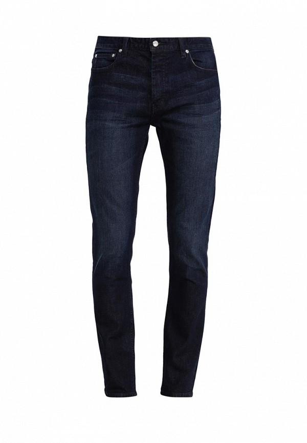 Зауженные джинсы Topman (Топмэн) 69M19MDST