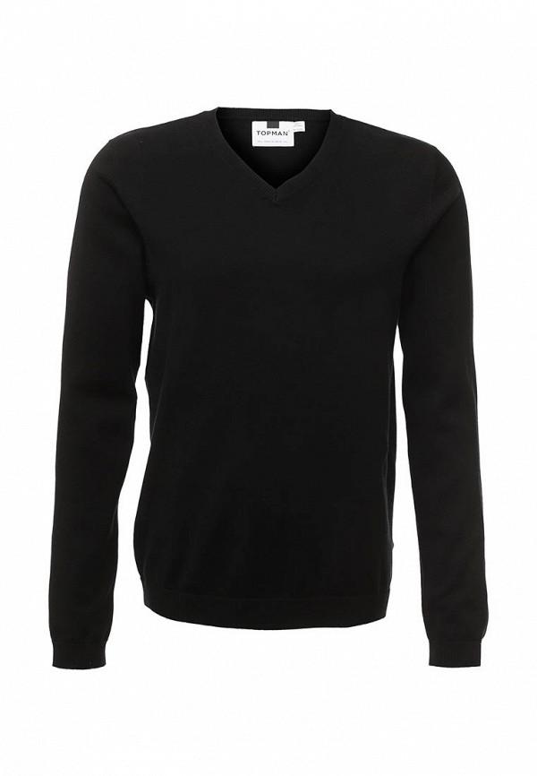Пуловер Topman (Топмэн) 81A02MBLK