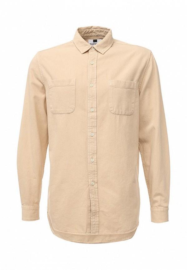 Рубашка с длинным рукавом Topman (Топмэн) 83D25MGRN