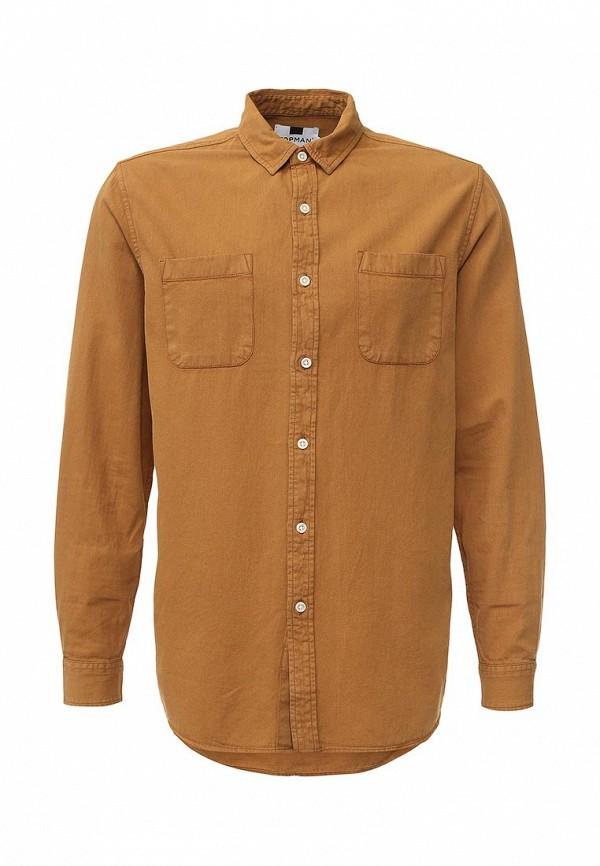 Рубашка с длинным рукавом Topman (Топмэн) 83D27MTAN