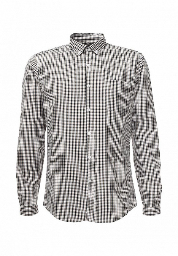 Рубашка с длинным рукавом Topman (Топмэн) 84C14MGRY