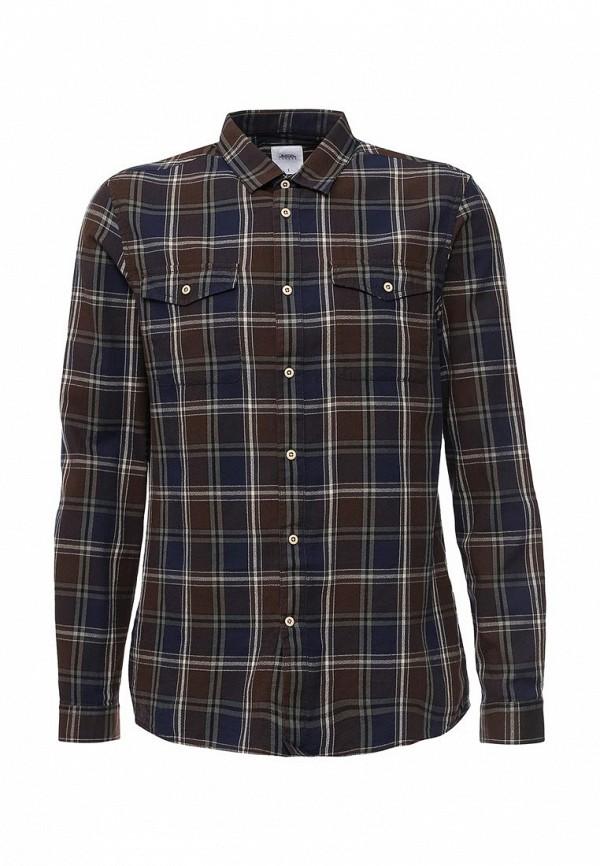 Рубашка с длинным рукавом Burton Menswear London 22C06JBLU: изображение 1