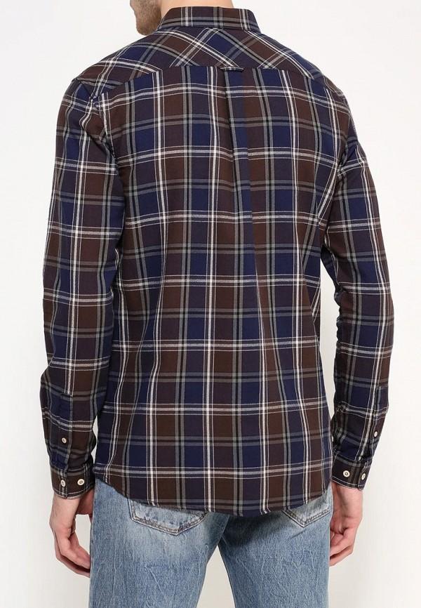Рубашка с длинным рукавом Burton Menswear London 22C06JBLU: изображение 4