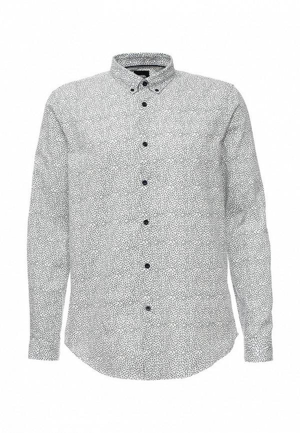 Рубашка с длинным рукавом Burton Menswear London 22D05JBLU: изображение 1