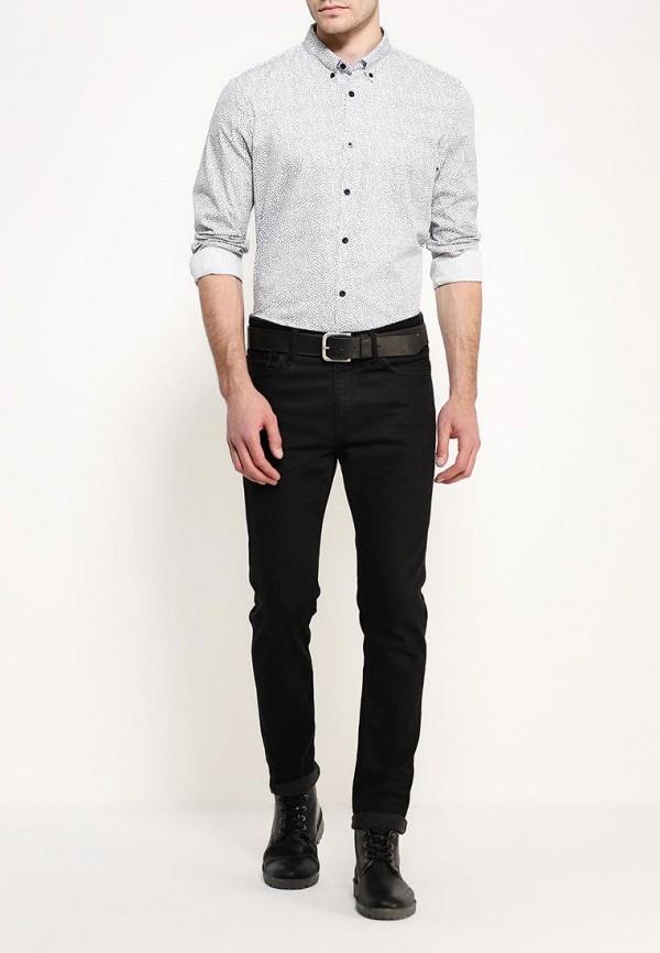 Рубашка с длинным рукавом Burton Menswear London 22D05JBLU: изображение 2