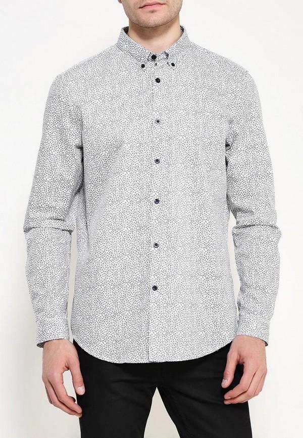 Рубашка с длинным рукавом Burton Menswear London 22D05JBLU: изображение 3