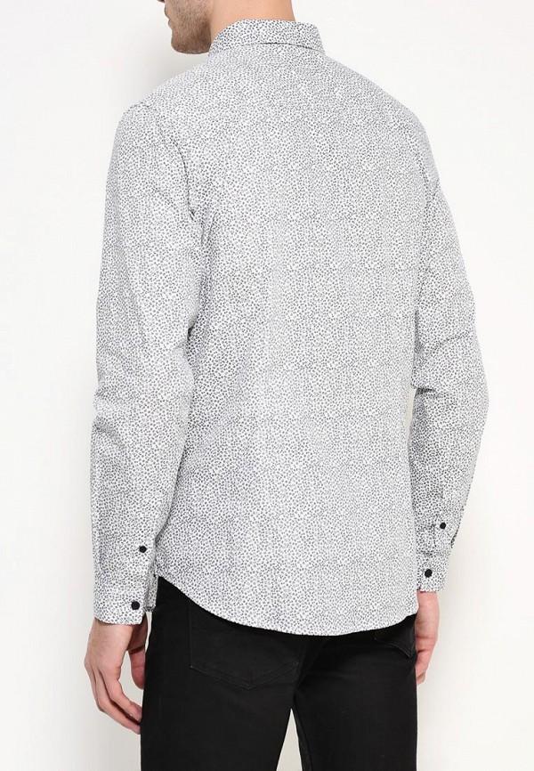 Рубашка с длинным рукавом Burton Menswear London 22D05JBLU: изображение 4