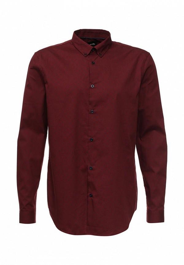 Рубашка с длинным рукавом Burton Menswear London 22D05JRED: изображение 1
