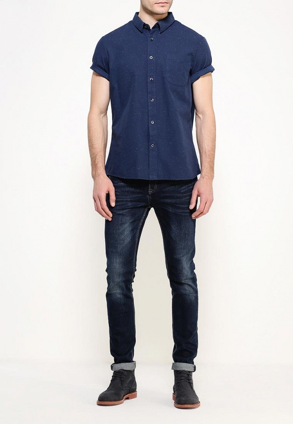Рубашка с коротким рукавом Burton Menswear London 22T01JNVY: изображение 2