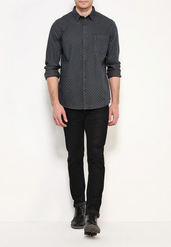 Рубашка с длинным рукавом Burton Menswear London 22T14JGRY: изображение 2