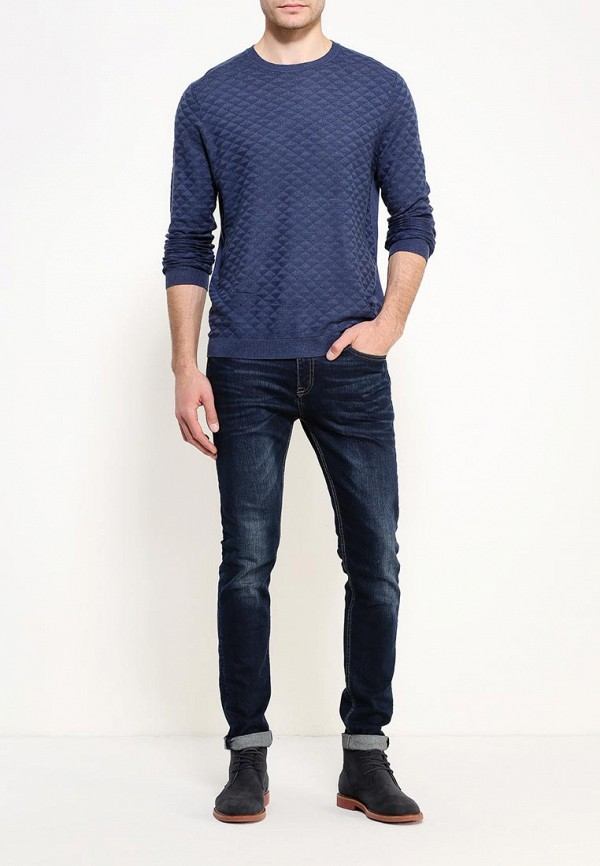 Пуловер Burton Menswear London 27T04JBLU: изображение 2
