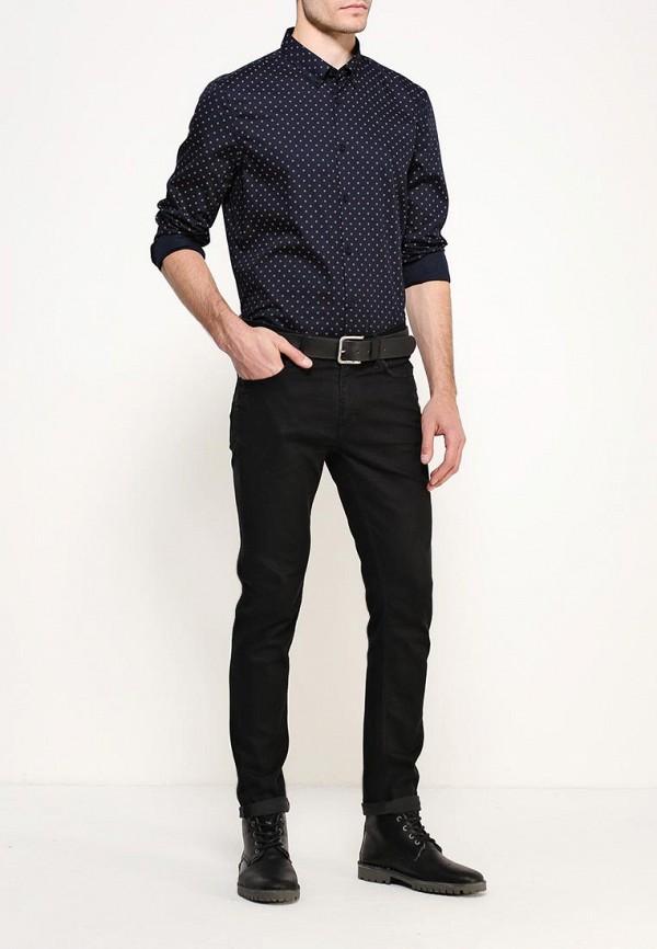 Рубашка с длинным рукавом Burton Menswear London 22D05JNVY: изображение 2