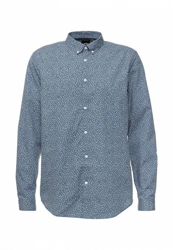 Рубашка с длинным рукавом Burton Menswear London 22D06JBLU: изображение 2