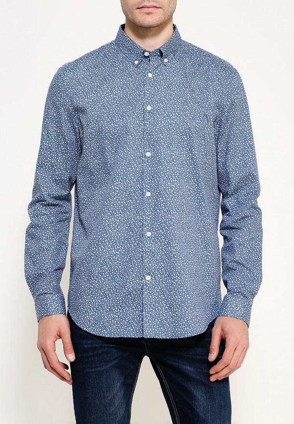 Рубашка с длинным рукавом Burton Menswear London 22D06JBLU: изображение 4