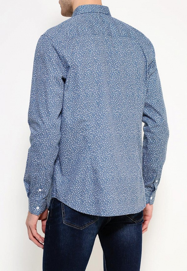 Рубашка с длинным рукавом Burton Menswear London 22D06JBLU: изображение 5