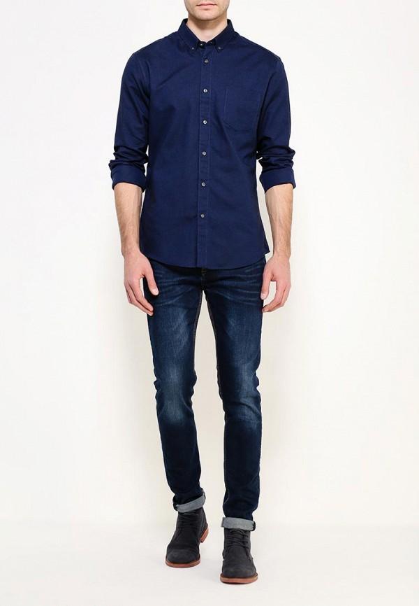Рубашка с длинным рукавом Burton Menswear London 22P07JNVY: изображение 3