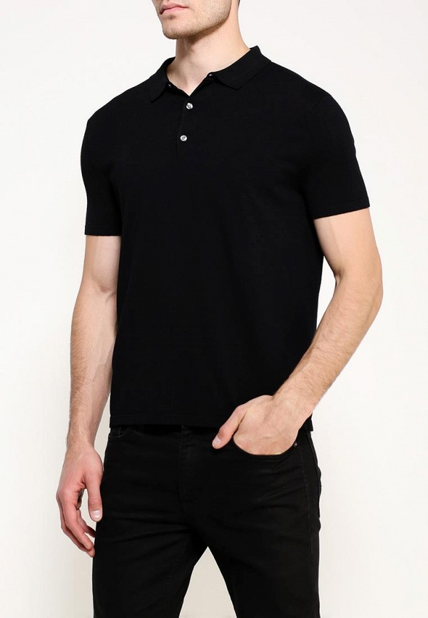 Мужские поло Burton Menswear London 27T02JBLK: изображение 4