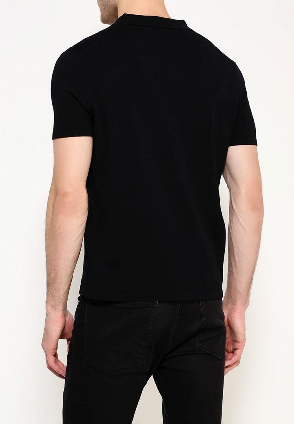 Мужские поло Burton Menswear London 27T02JBLK: изображение 5