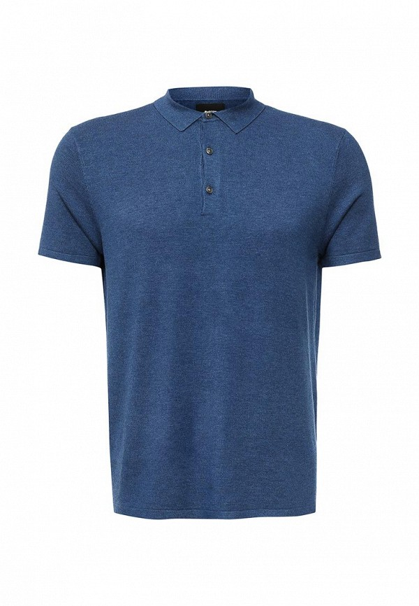 Мужские поло Burton Menswear London 27T05JBLU: изображение 1