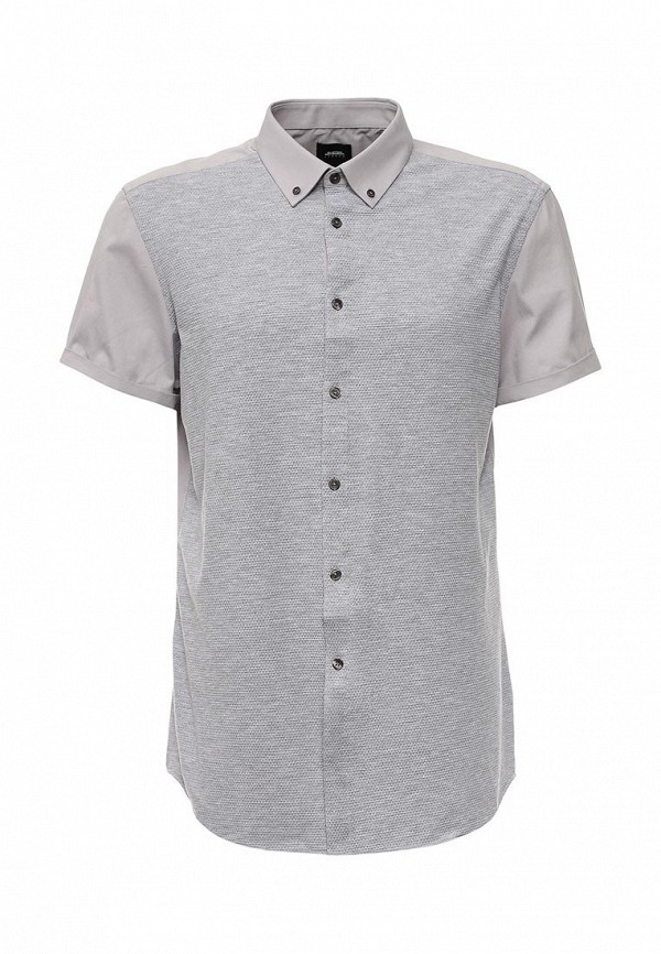 Рубашка с коротким рукавом Burton Menswear London 22J01JGRY: изображение 2