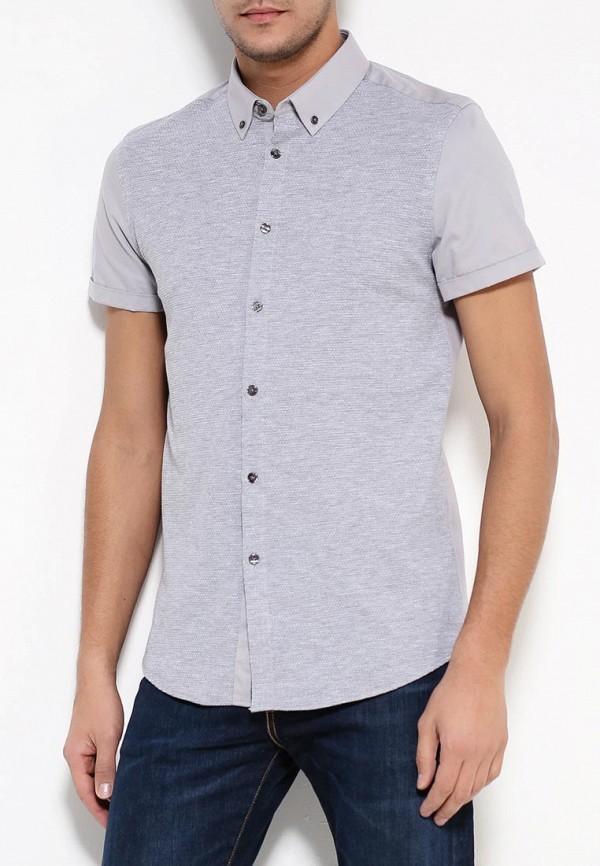 Рубашка с коротким рукавом Burton Menswear London 22J01JGRY: изображение 6