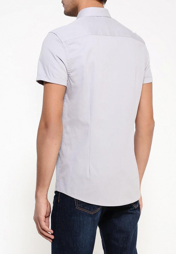 Рубашка с коротким рукавом Burton Menswear London 22J01JGRY: изображение 8