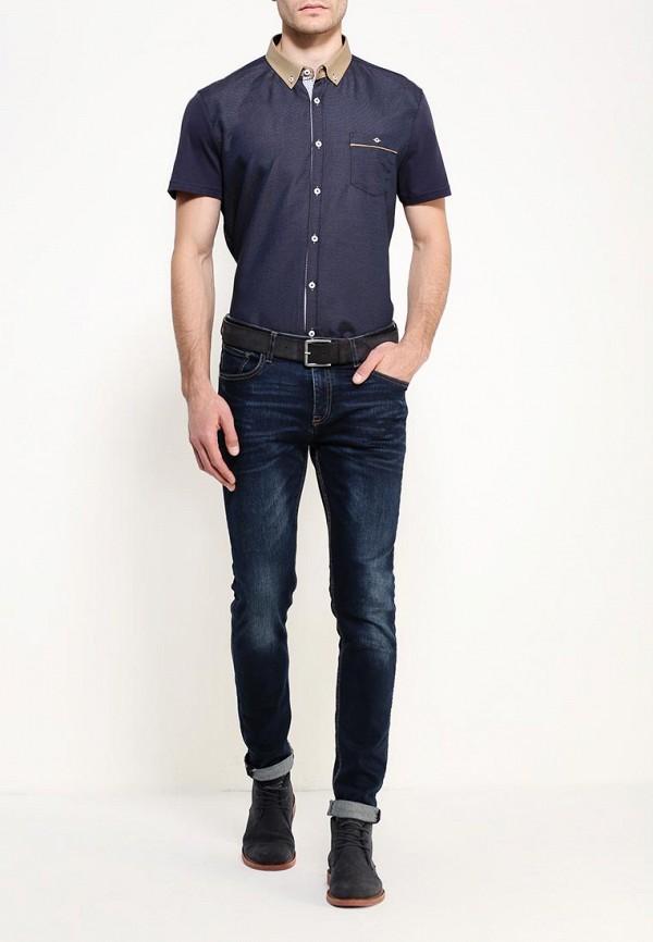 Рубашка с коротким рукавом Burton Menswear London 22J02JNVY: изображение 3