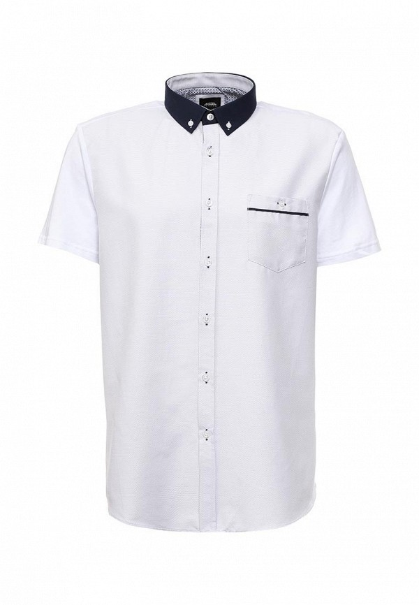 Рубашка с коротким рукавом Burton Menswear London 22J02JWHT: изображение 1