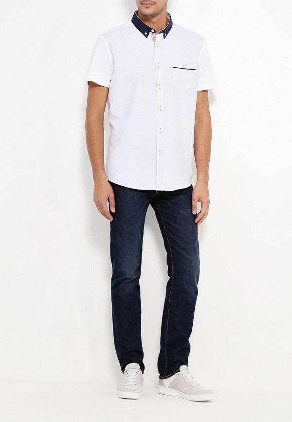 Рубашка с коротким рукавом Burton Menswear London 22J02JWHT: изображение 3