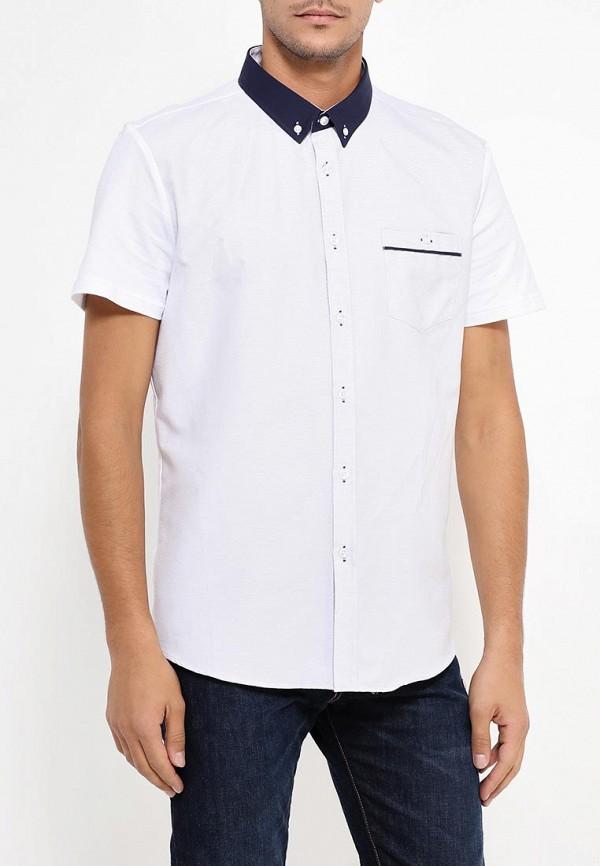 Рубашка с коротким рукавом Burton Menswear London 22J02JWHT: изображение 4
