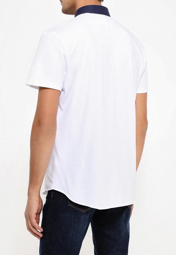 Рубашка с коротким рукавом Burton Menswear London 22J02JWHT: изображение 5