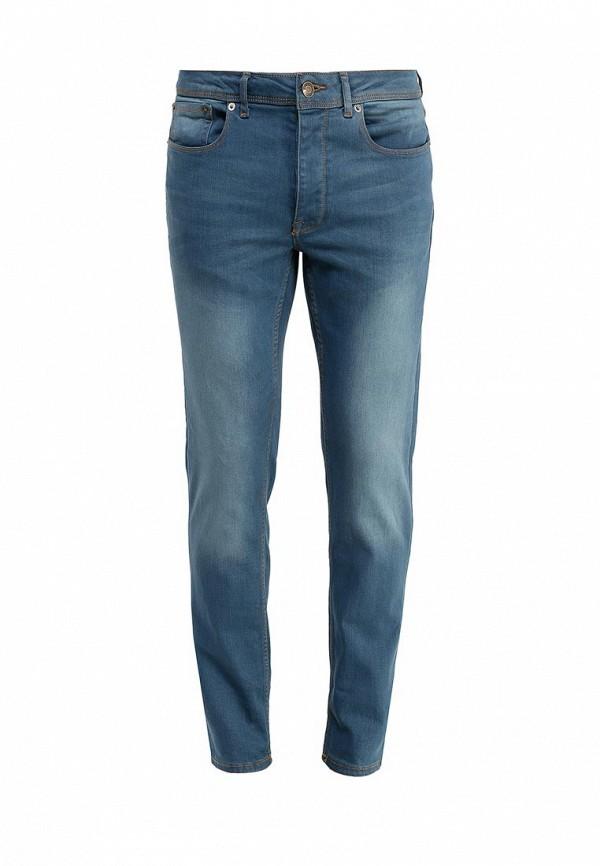 Зауженные джинсы Burton Menswear London 12S05JBLU
