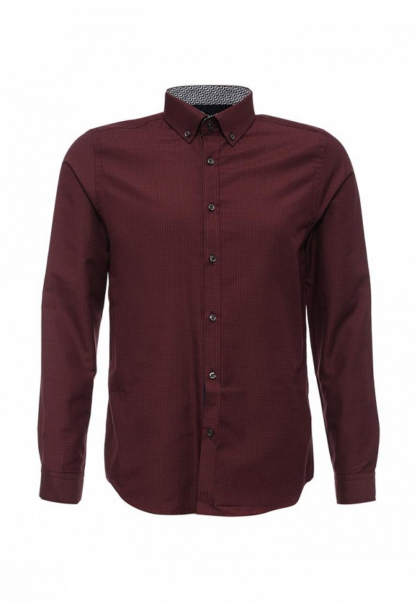 Рубашка с длинным рукавом Burton Menswear London 22D02JBUR