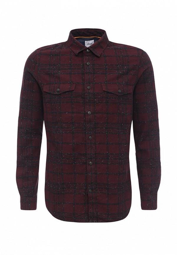 Рубашка с длинным рукавом Burton Menswear London 22C05JRED