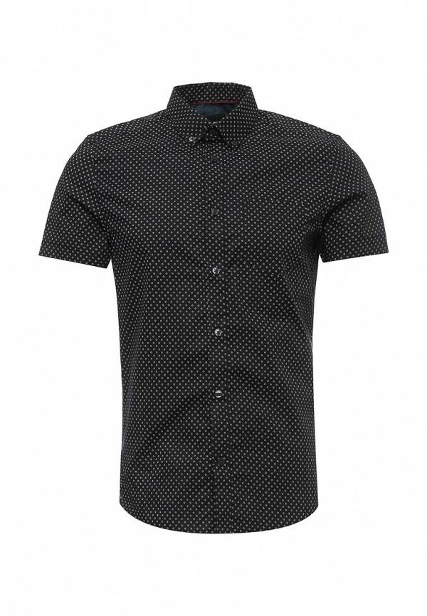 Рубашка с коротким рукавом Burton Menswear London 22P02JBLK