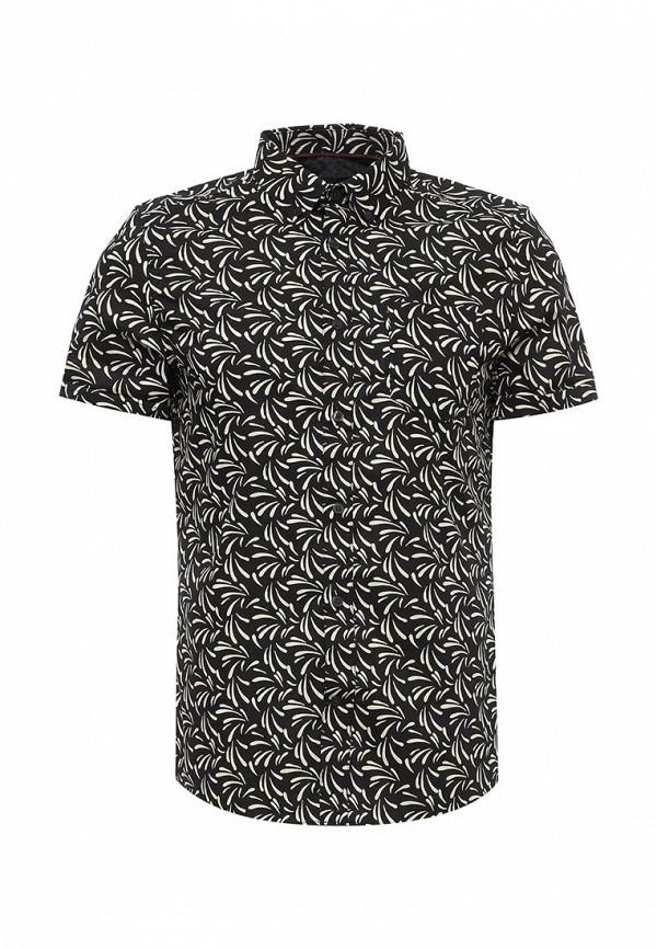 Рубашка с коротким рукавом Burton Menswear London 22P09JBLK