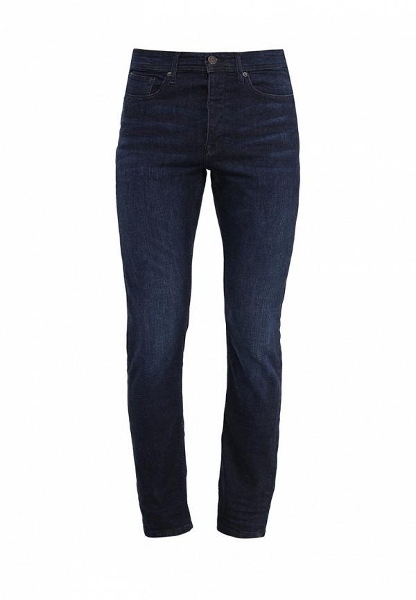 Зауженные джинсы Burton Menswear London 12S38JBLU