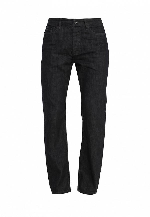 Мужские прямые джинсы Burton Menswear London 12T13JBLK